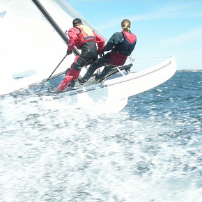 Hobie Cat 16 Cupen, deltävling 2: On the Wire 25-26 maj – Björlanda Kile SS