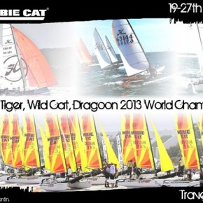 Hobie Tiger and Wildcat training at Travemünde 20-21 July