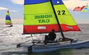 Hobie cat 16 European championship highlights